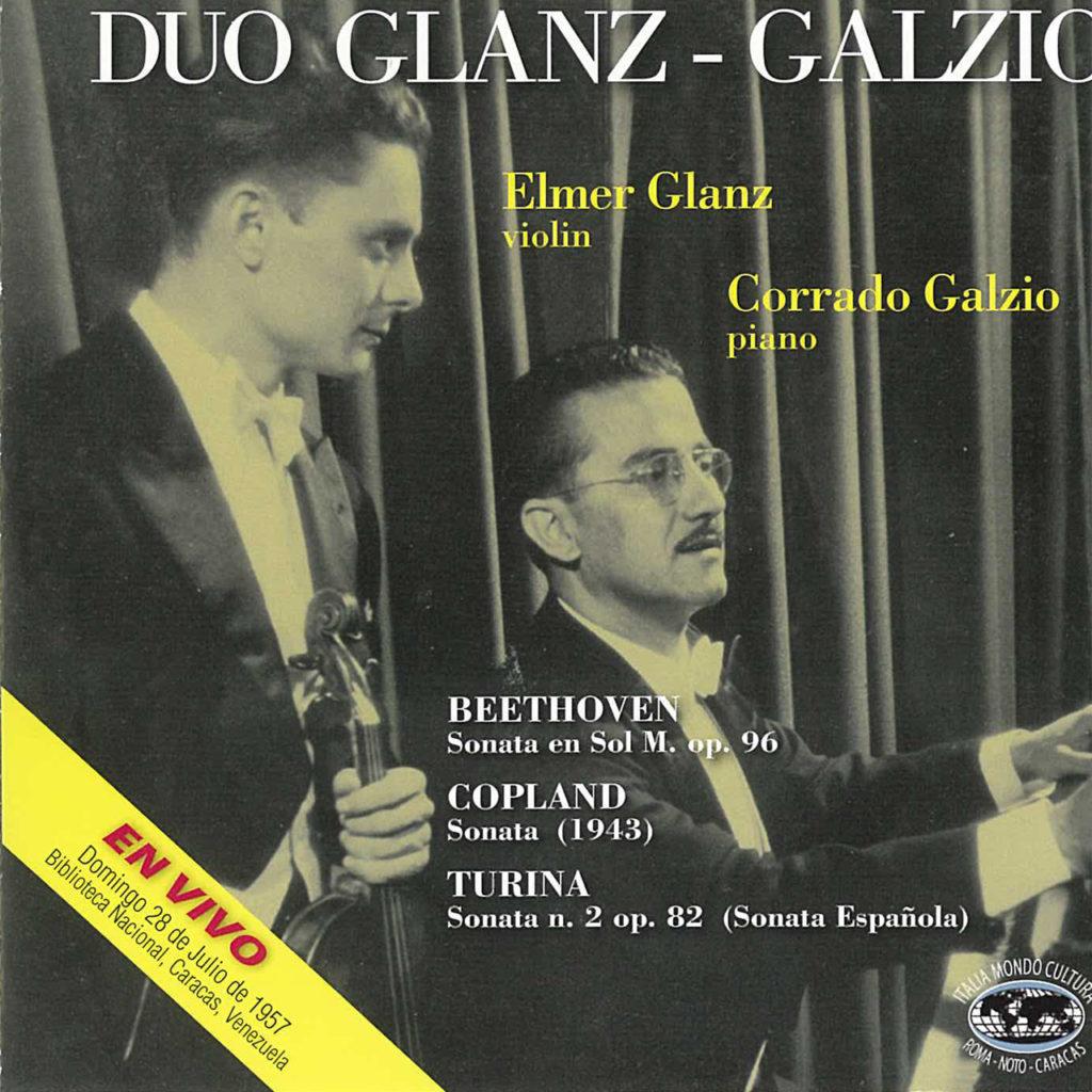 Duo Glanz - Galzio