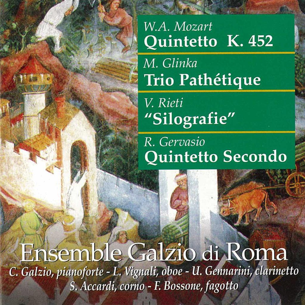 Ensemble Galzio di Roma