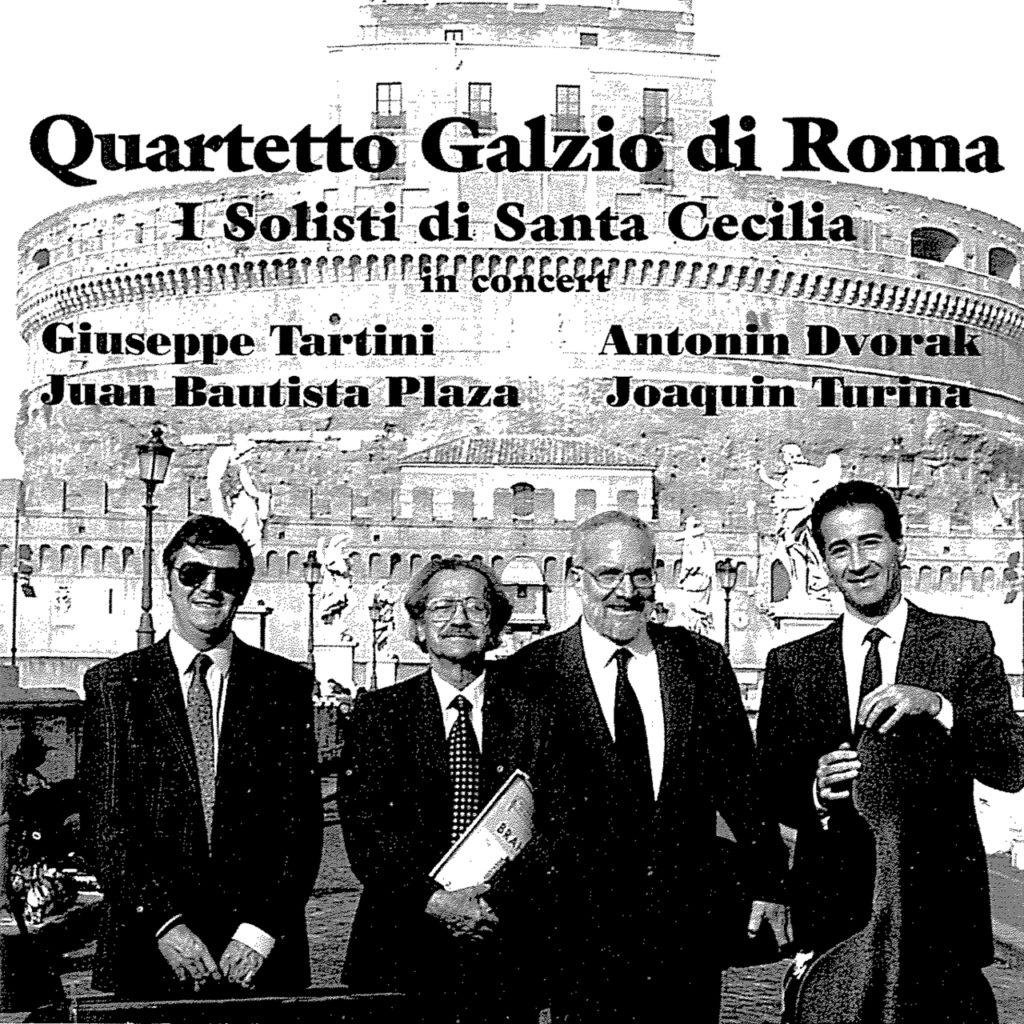 Quartetto Galzio di Roma (I Solisti di Santa Cecilia)