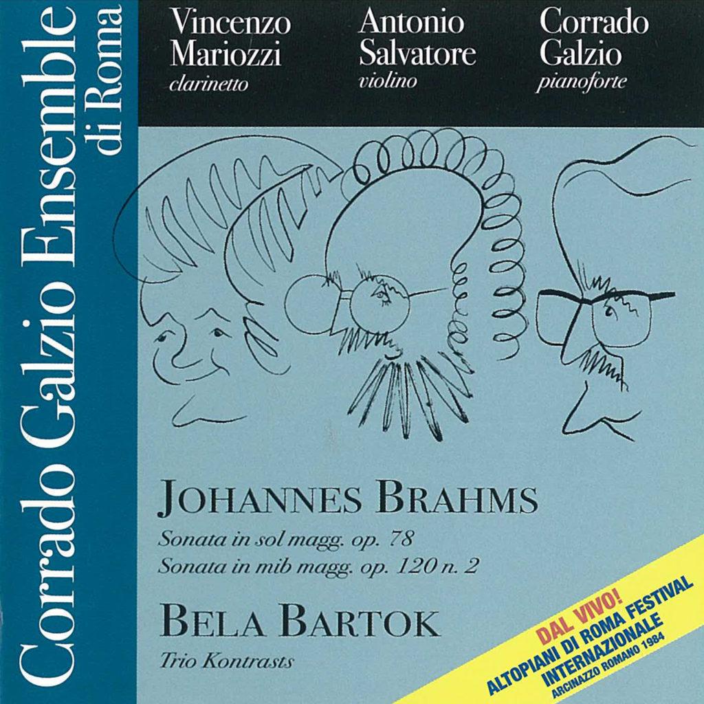 Corrado Galzio Ensemble di Roma